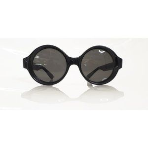 Big Black bohemian circle sunglasses